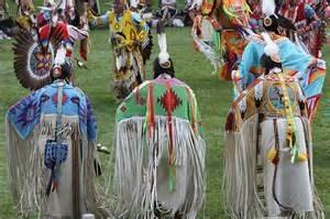 Lakota Grandmothers Performing Traditional Dances