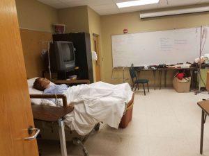 OLC Nursing Lab