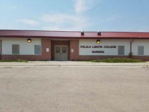 Oglala Lakota College Nursing Building
